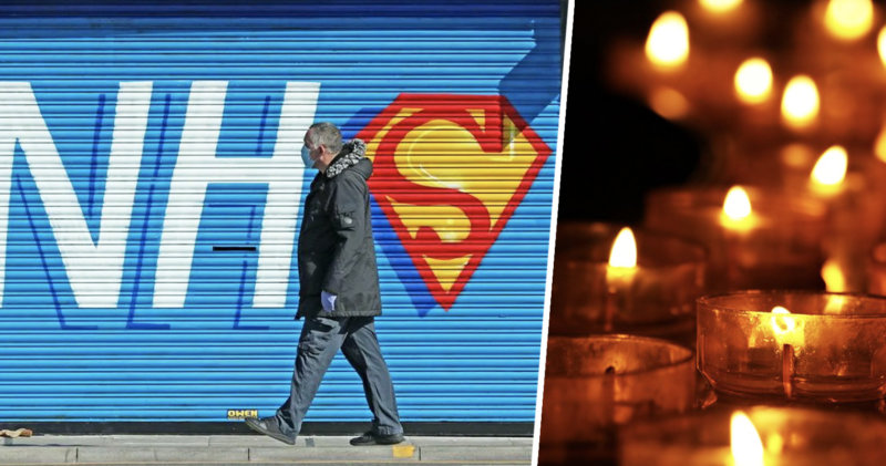 Minute's silence to take place for NHS heroes and key workers who have died fighting coronavirus, The Manc