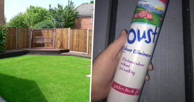 Dad's hilarious reaction to daughter thinking 'Garden Fresh' Oust is for freshening the garden, The Manc