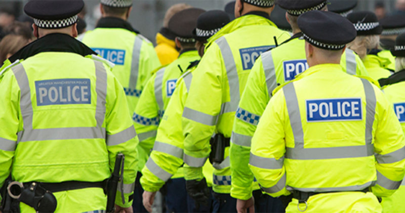 Greater Manchester Police explains decision not to break up large city centre protests, The Manc
