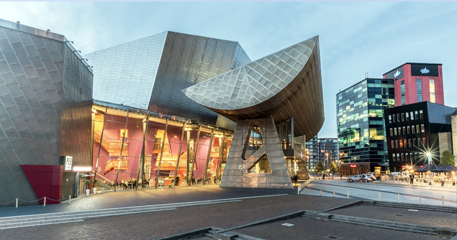 The Lowry theatre to become the first makeshift court in the UK, The Manc