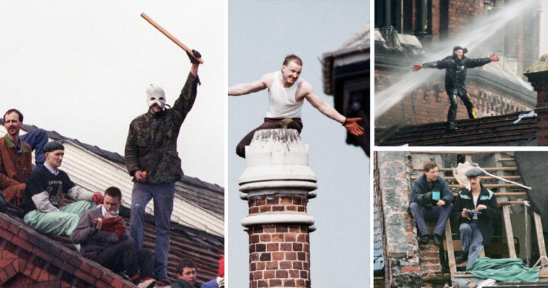 Remembering the infamous Strangeways Prison riots 30 years on, The Manc