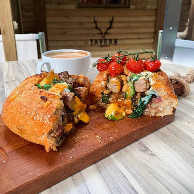 Some of our favourite food outlets delivering in Manchester this week, The Manc