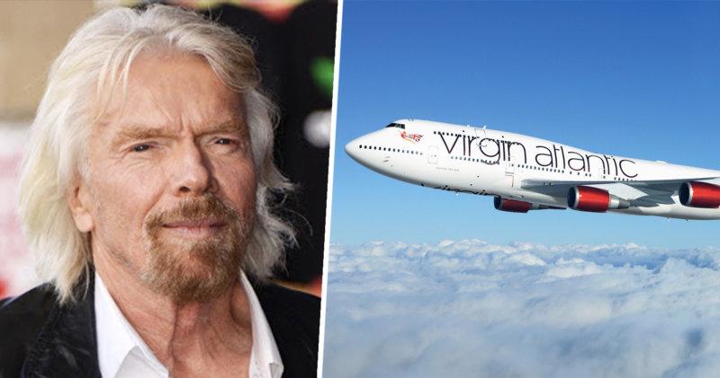 Richard Branson warns Virgin Atlantic is facing collapse without '£500 million loan', The Manc