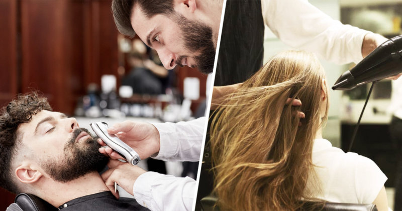 Hairdressers and barber shops could stay closed for another six months, The Manc