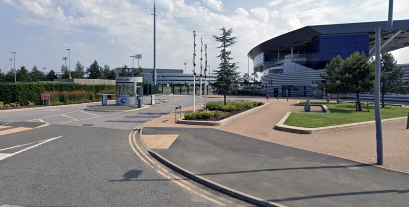 New coronavirus testing centre opens at Manchester City's Etihad Campus, The Manc