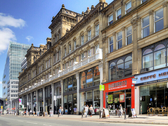 Deansgate to be partly closed and pedestrianised when lockdown is lifted, The Manc