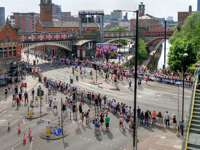 Great North Run launch virtual exercise challenge to raise vital funds for NHS, The Manc
