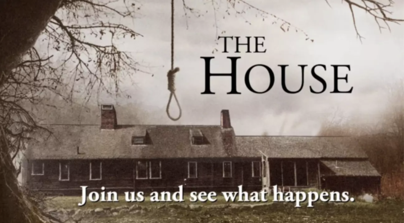 The haunted house from The Conjuring is being live-streamed for a full week, The Manc