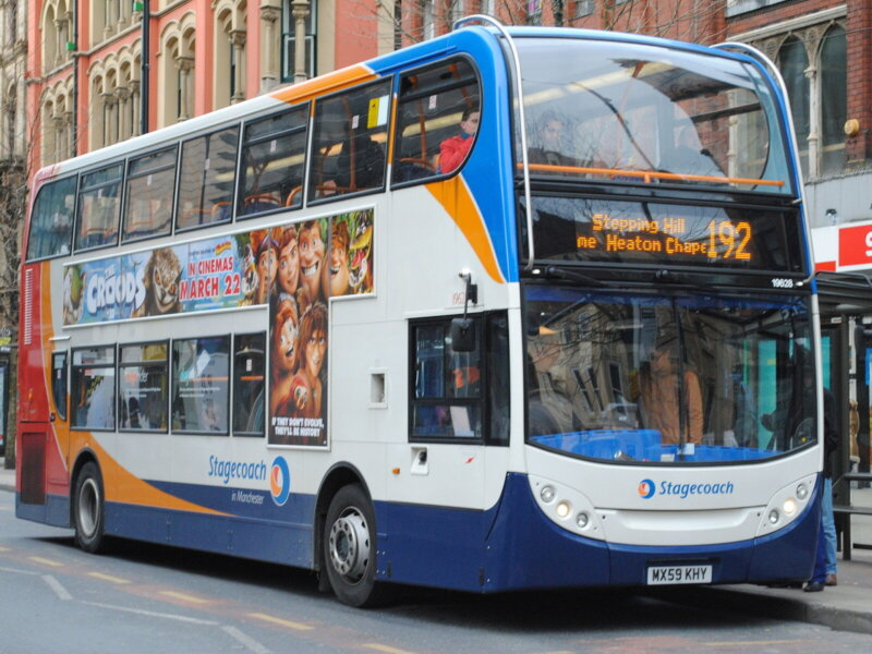 """Stagecoach publish bold plan for the """"new normal"""" with public transport use set to dip after lockdown, The Manc"""