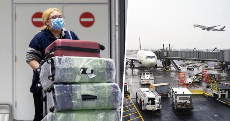 Manchester Airport becomes first UK airport to implement mask and gloves rule, The Manc