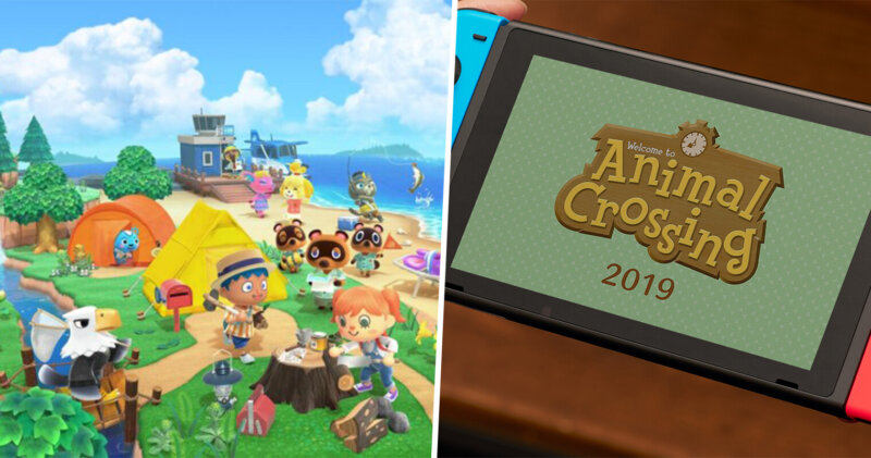 You can now get paid £40 an hour to play Animal Crossing, The Manc