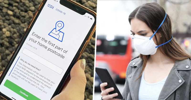 Key workers to test NHS app that tracks the spread of coronavirus, The Manc