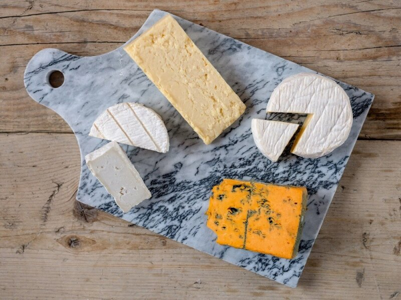Cheese lovers can now get a cheeseboard delivered right to their front door, The Manc