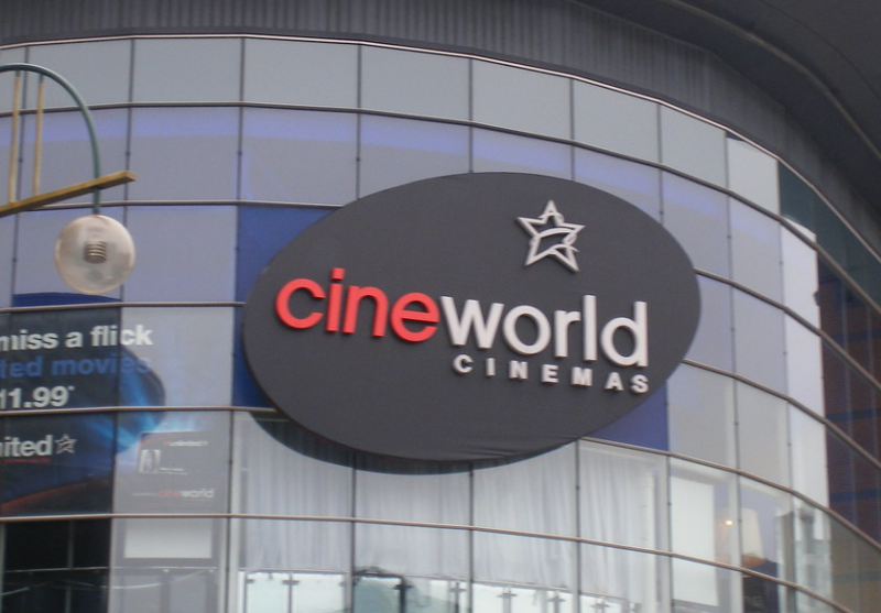 Cineworld confirms plans to reopen screens across the country in July, The Manc