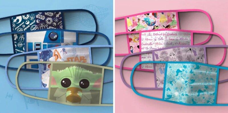 Disney launches new range of themed face masks amid coronavirus pandemic, The Manc