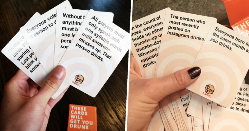 This boozy card game is perfect for your next lockdown night in, The Manc