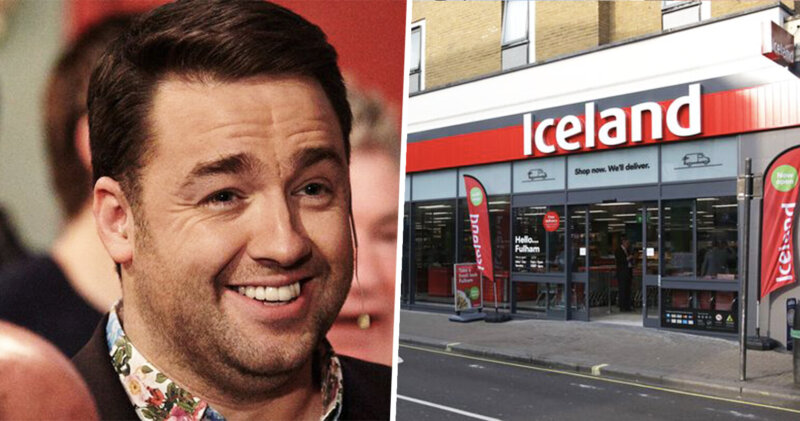 Jason Manford gets a job offer from Iceland after Tesco rejection, The Manc