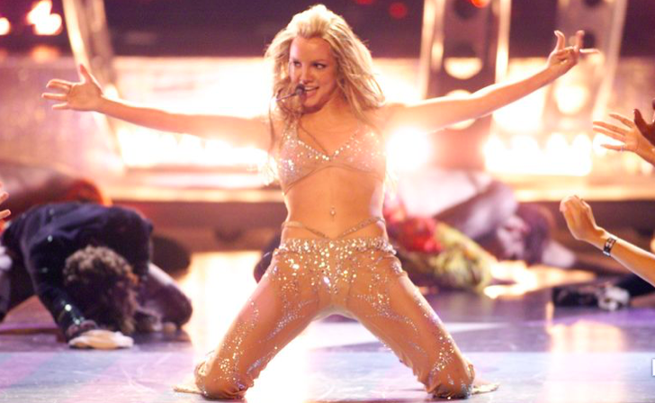 A Britney Spears dance class is streaming online this month, The Manc