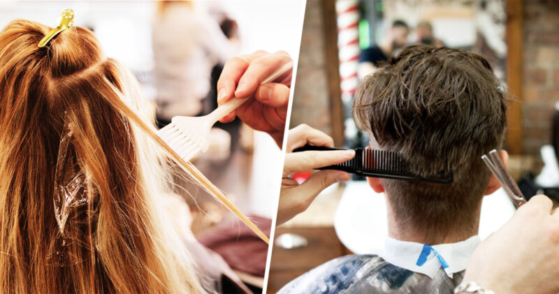 Barbers and hairdressers issued warning after finding ways to cut people's hair, The Manc