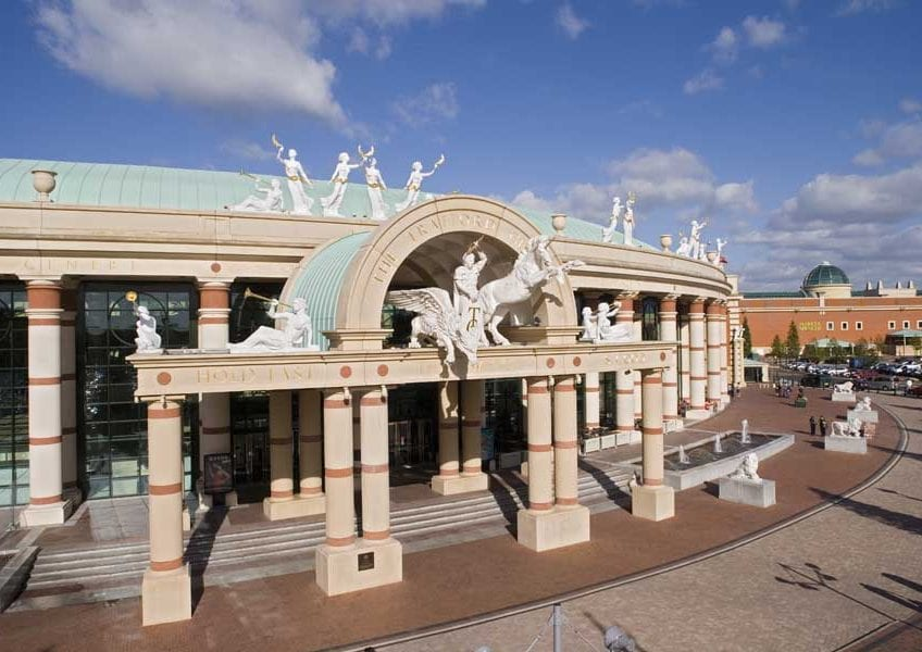 There's a Peter Rabbit 'Secret Garden' coming to the Trafford Centre this summer, The Manc