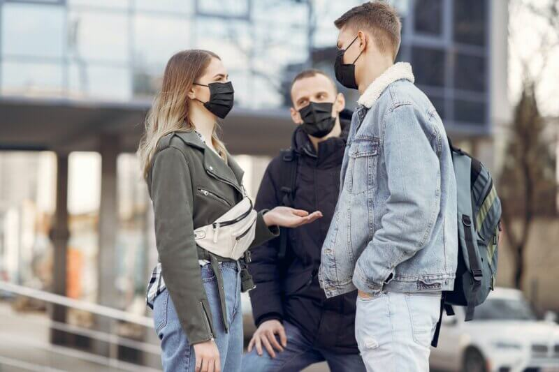 Here's the full list of places you must now wear a face mask in England from today, The Manc