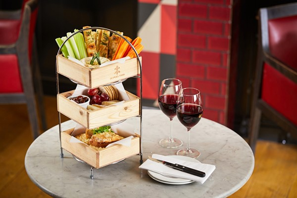 Cafe Rouge offering perfect deal on its 'Cheese Lovers Afternoon Tea', The Manc