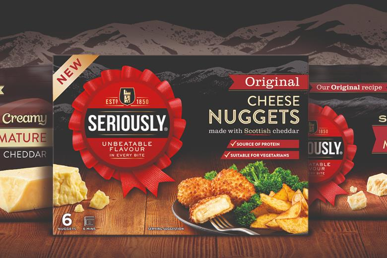 You can now get Scottish Cheddar Cheese Nuggets in UK supermarkets, The Manc