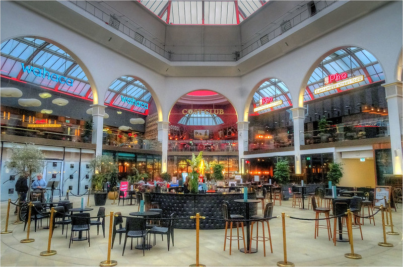 This is when the Corn Exchange's restaurants will finally reopen, The Manc