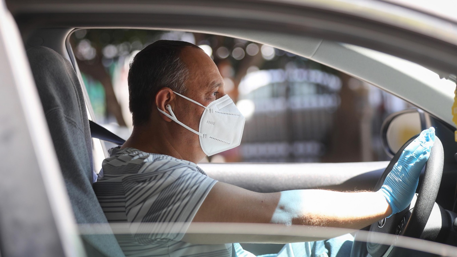 Face masks and coverings will be mandatory in all Uber vehicles from Monday, The Manc