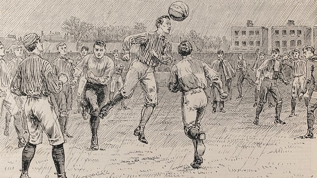 The story of the first football team in Manchester: Hulme Athenaeum, The Manc