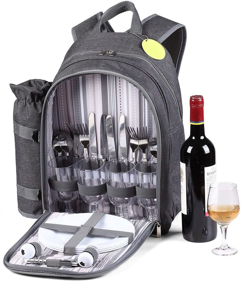 This rucksack has everything you need for a perfect picnic this summer, The Manc