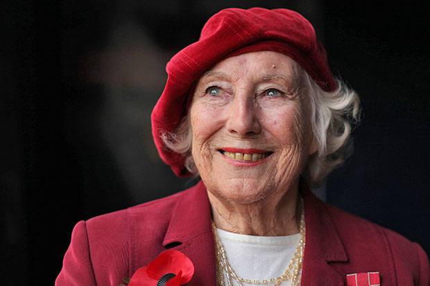 Dame Vera Lynn has died at the age of 103, The Manc