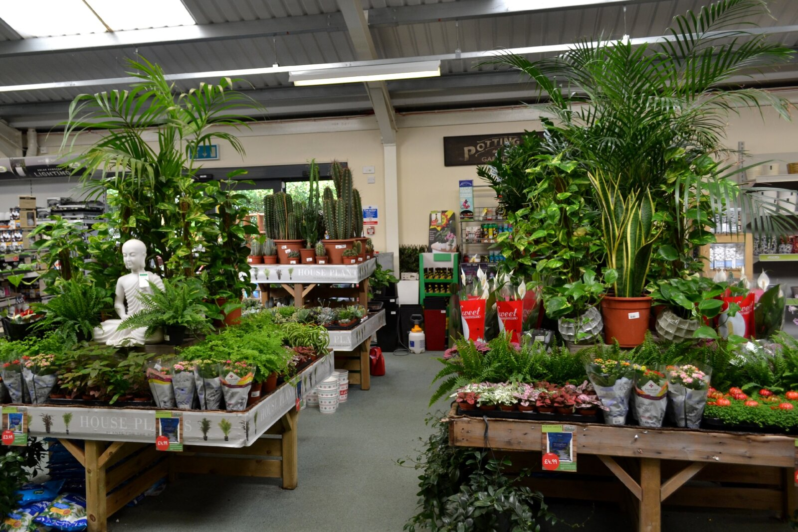 Garden centre in Trafford speaks out after experiencing 'abuse towards staff', The Manc