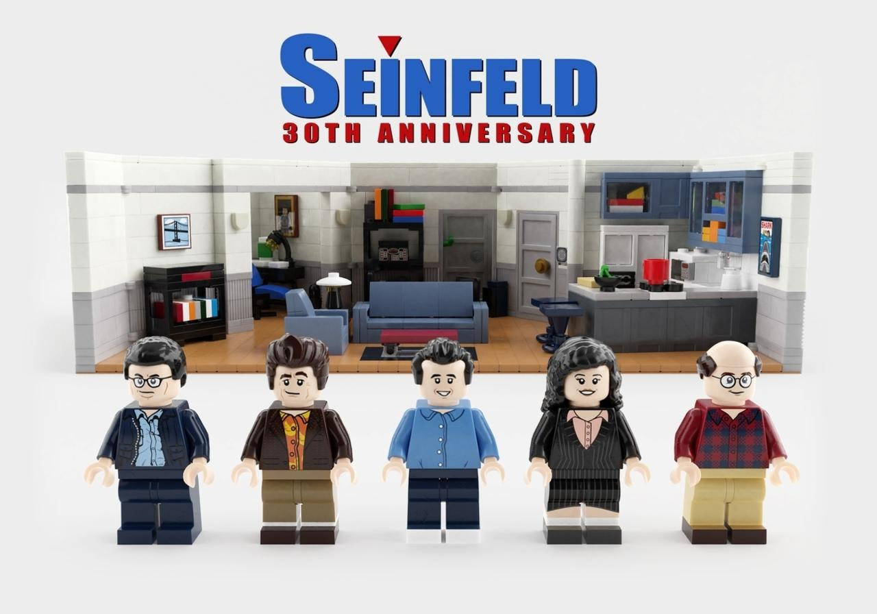 LEGO announce Home Alone and Seinfeld sets are set to go on sale, The Manc