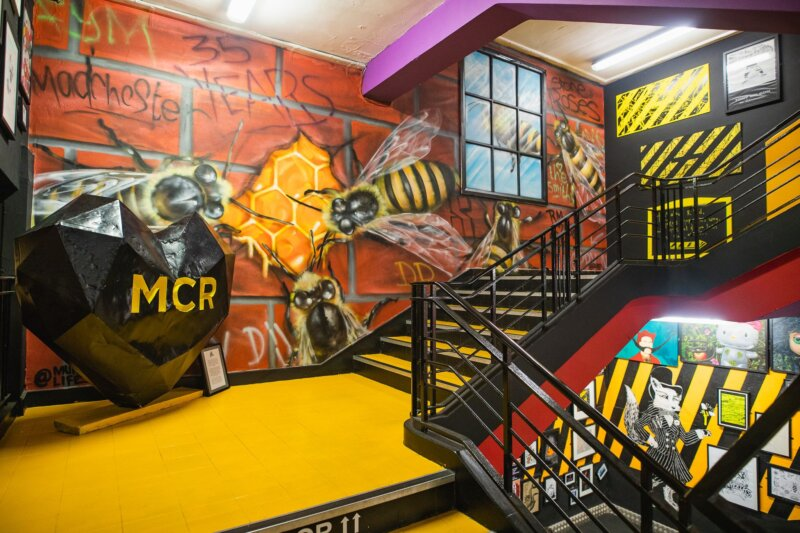 Manchester's Afflecks Palace is reopening to the public this weekend, The Manc