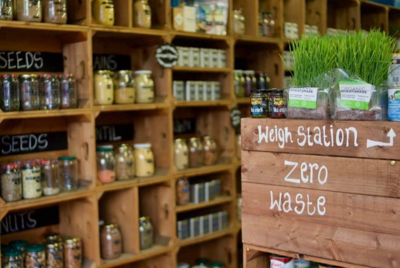 Someone's made a map of all the zero waste shops in Greater Manchester for the eco-conscious during lockdown, The Manc