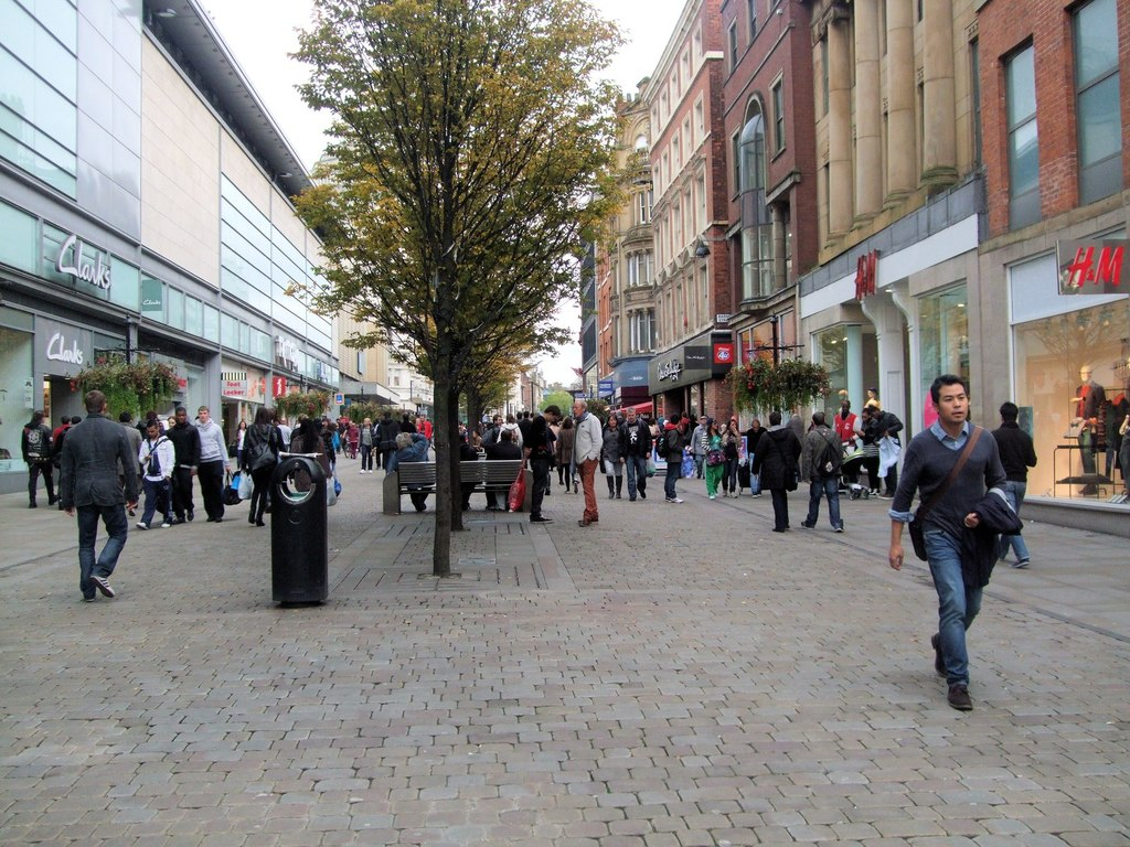 All of the shops reopening today in Manchester, The Manc
