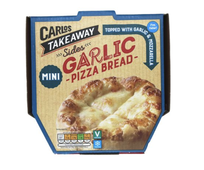 Aldi launch £1 garlic pizza bread that is 'just as good as Domino's', The Manc
