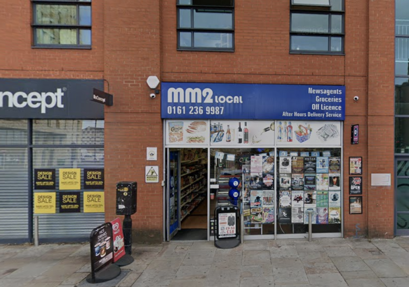 Shop workers assaulted in 'appalling' act of violence at Great Ancoats Street store, The Manc