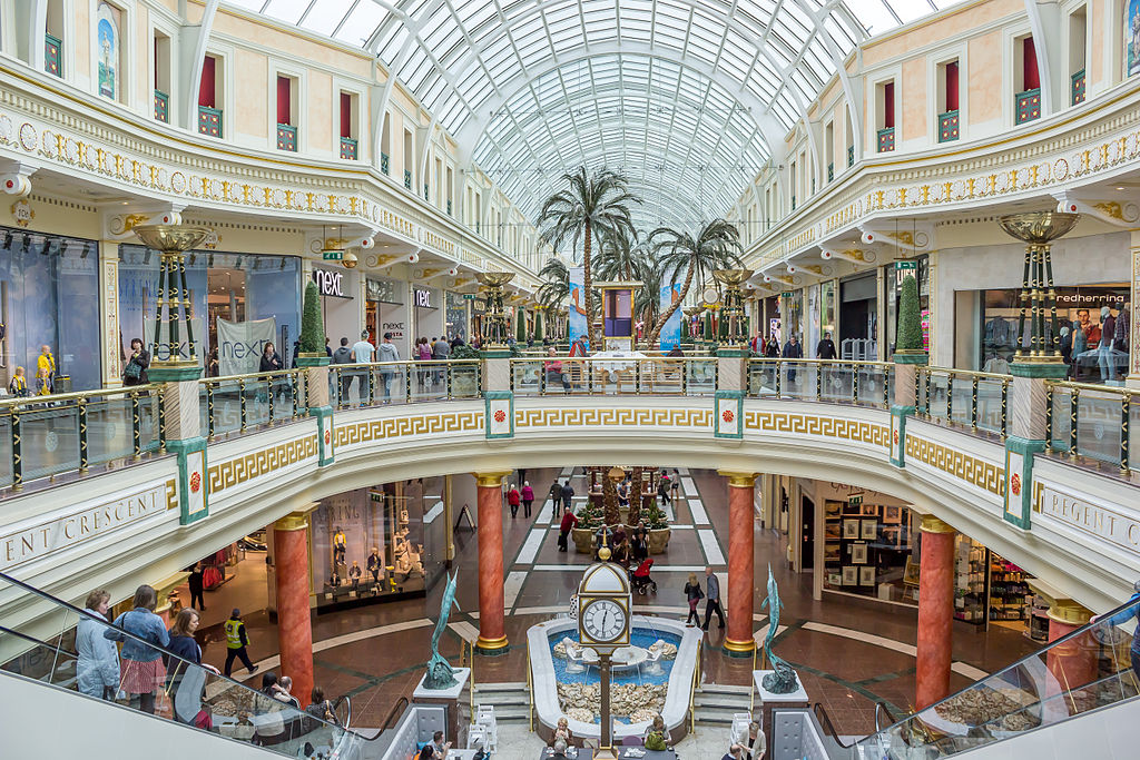 Trafford Centre owner Intu confirms it has collapsed into administration, The Manc