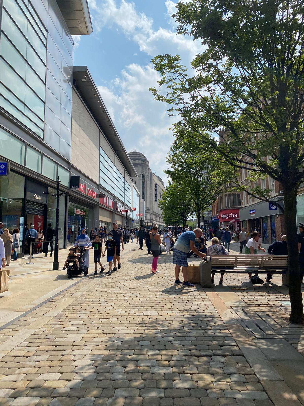 Photos: Manchester comes back to life as shops and businesses reopen, The Manc