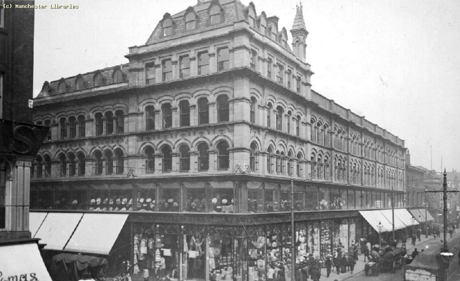 The history behind Affleck's Palace: The indie Northern Quarter shopping hub, The Manc