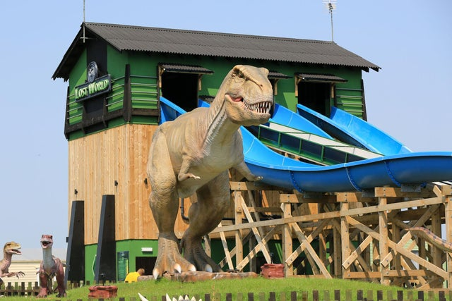 Huge new £37m theme park an hour away from Manchester opens this weekend, The Manc
