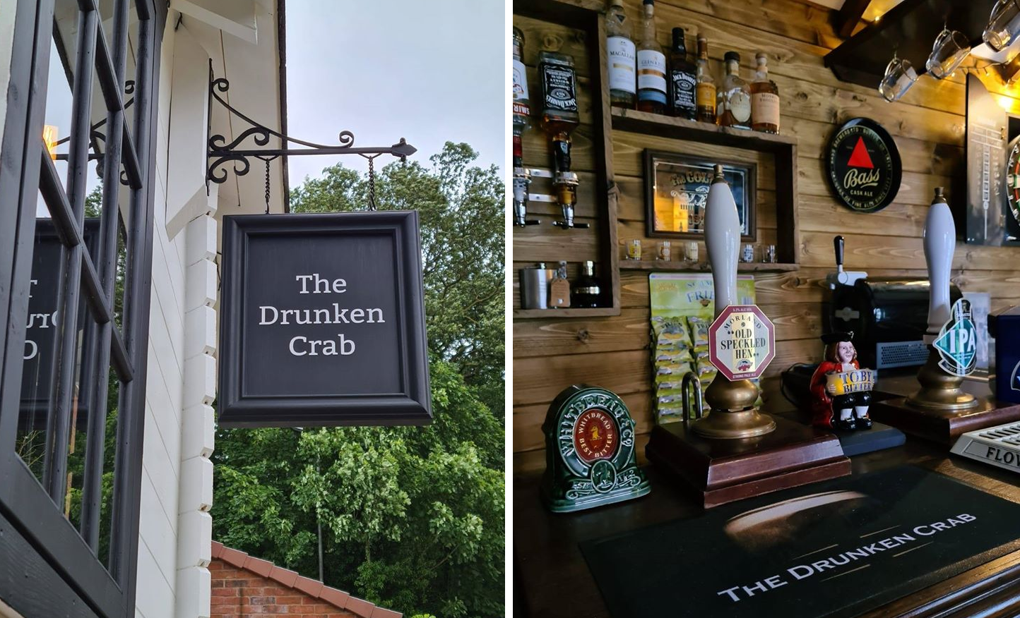 We've found the best custom lockdown bar and it's in Wigan of all places, The Manc