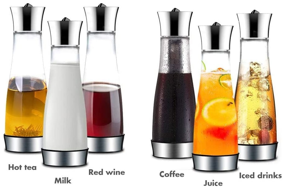 This homemade iced coffee maker is  perfect for refreshing summer mornings, The Manc