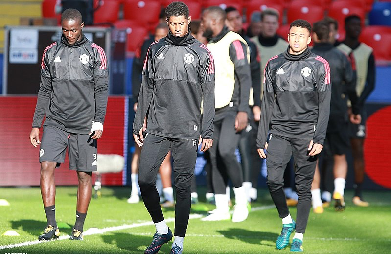 How have Manchester United's players rated so far this season?, The Manc