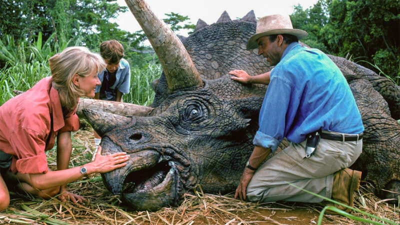 You can watch every Jurassic Park film on Netflix from July 1st, The Manc