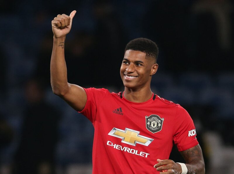 Celebrity chefs join Marcus Rashford in call to 'urgently fix' free school meals system, The Manc