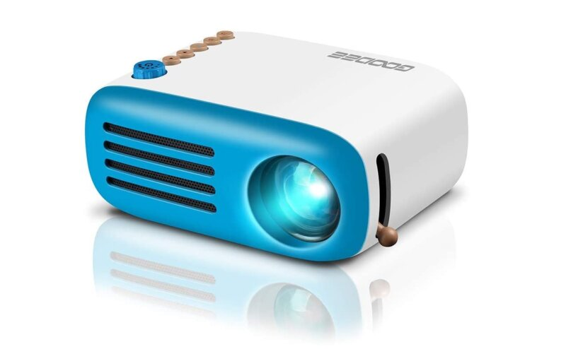 This mini projector will take your lockdown movie nights to the next level, The Manc