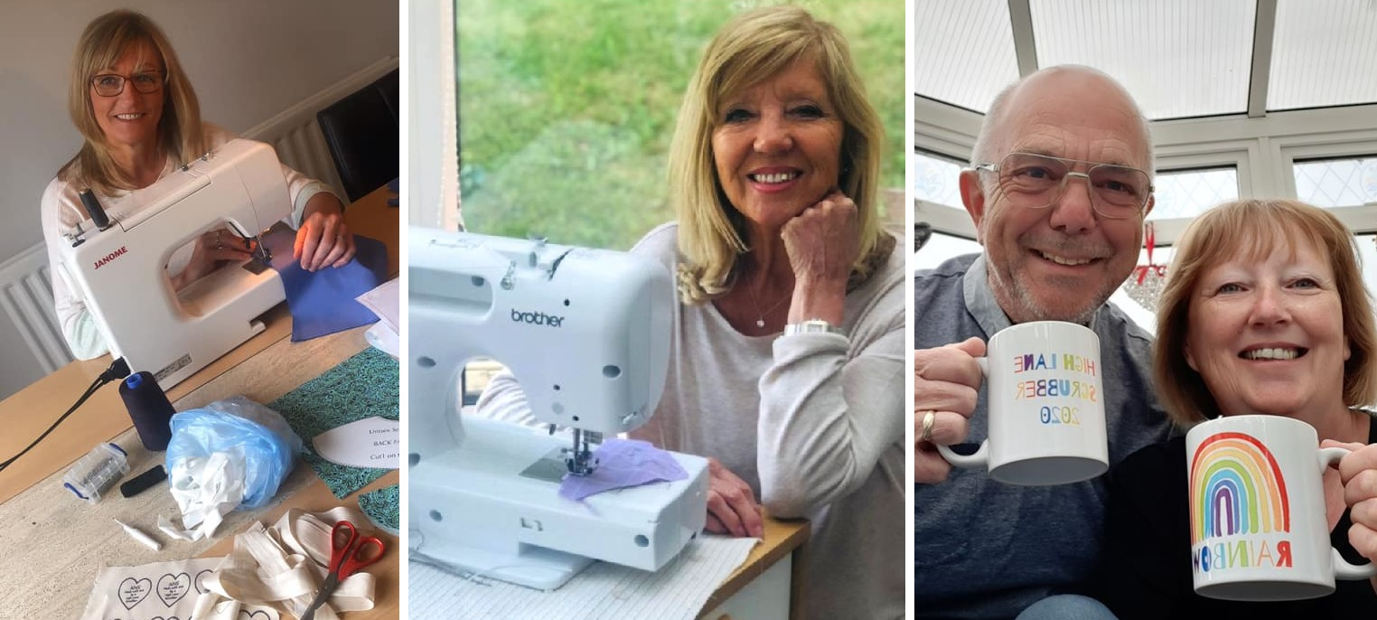 This Mancunian sewing group has made thousands of scrubs for those in need, The Manc